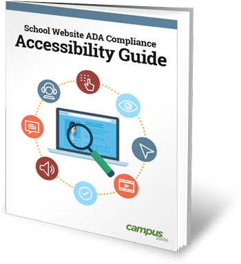 School Website Accessibility Guide