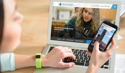 grayslake-school-website-design